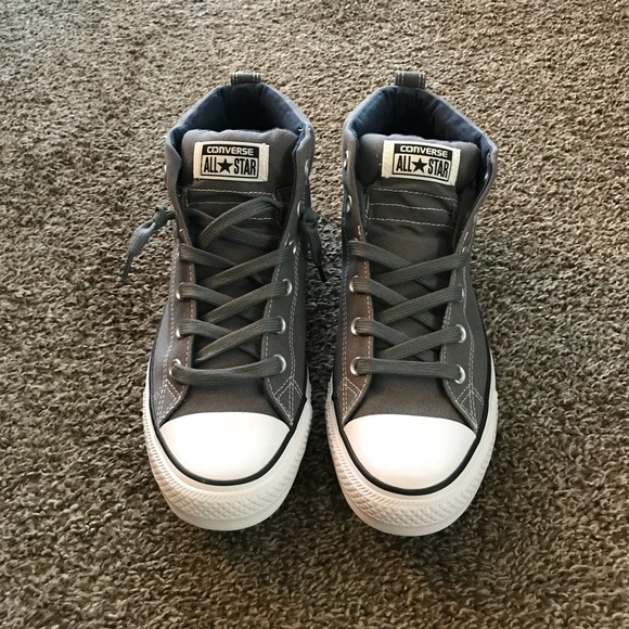 ebe880491c4c Brand New In Box- Men s Converse High Tops- Size 9